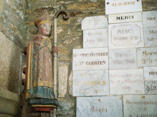 Chapelle St Gobrien