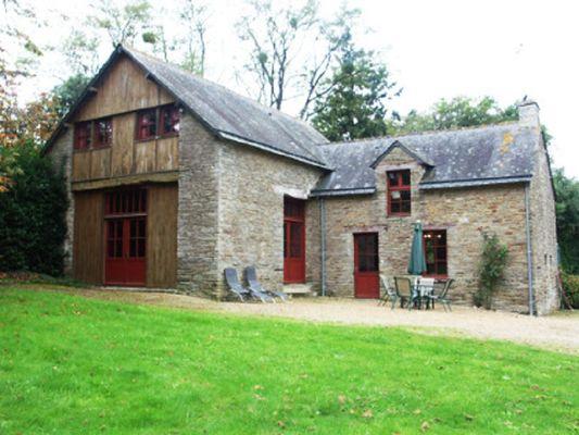 De ternay gîte 359 extérieur - Caro - Morbihan - Bretagne