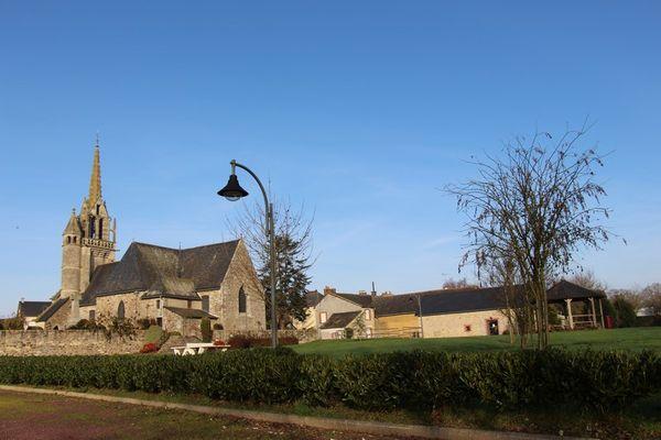 Eglise Landujan