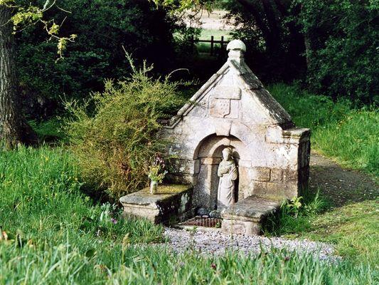 Fontaine Saint-Bertin