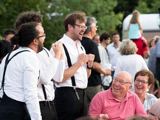 Garçons s'il vous plait - chanson à la demande - concert - Ploermel Communauté