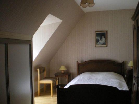 Gîte Pellerin Pleucadeuc chambre 2 - Morbihan - Bretagne