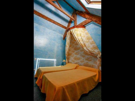 Gîte du Clyo, chambre ciel - Caro - Morbihan - Bretagne