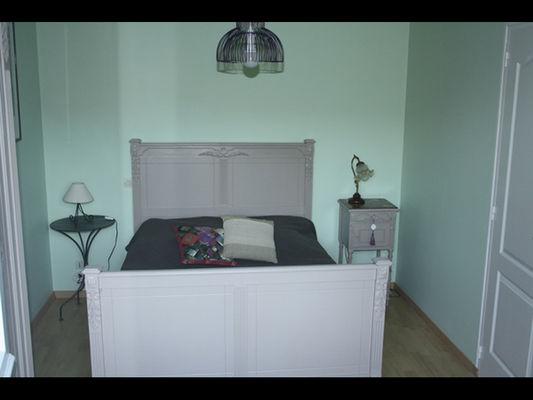 Gîte la Passagère chambre double - Caro - Morbihan - Bretagne