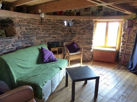 Hébergement insolite-Moulin de Rohan-Campénéac-Brocéliande-Bretagne