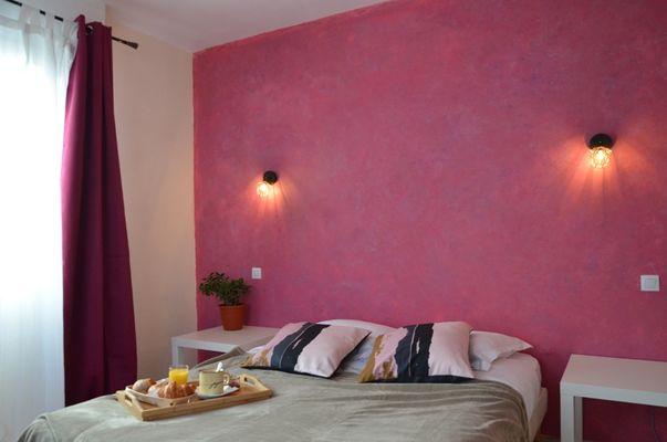 Hôtel des Bruyères_Plélan le Grand_chambre1