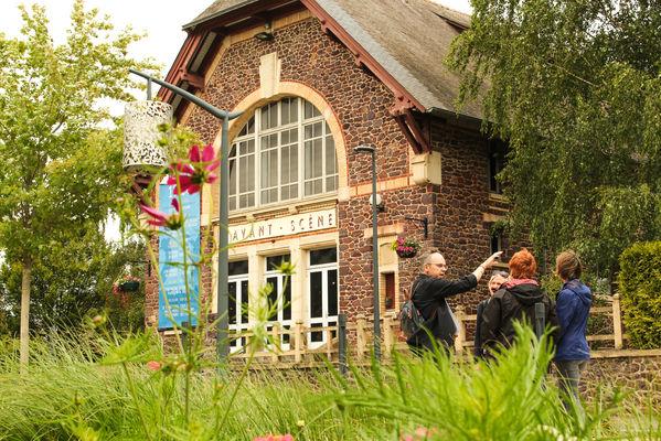 L'Avant-Scène salle de spectacle Montfort-sur-Meu
