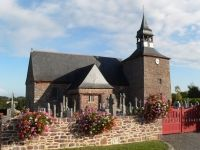 L'Eglise de Saint Gonlay