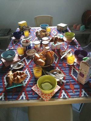 La bonne table de Laurence_Plélan le Grand
