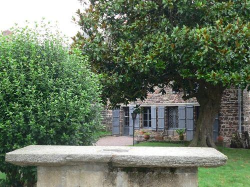La maison natale de Saint-Louis Marie Grignion à Montfort-sur-meu