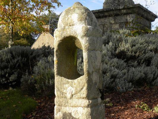 Circuit d'interprétation du patrimoine de Guégon - Lanterne des morts - Bretagne