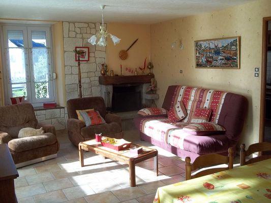 Locatif-Louessard-Ploërmel-Destination Brocéliande-Bretagne Sud