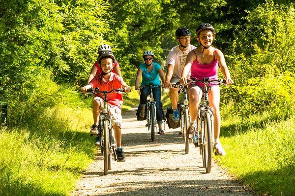 Location de vélos à Sérent