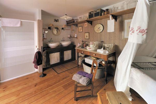Moulin de la Béraudaie, chambre Arthur 4