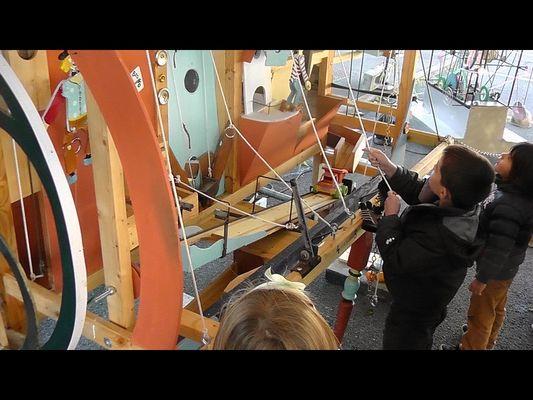 Poète Ferrailleur, jeu à balle - Lizio - Morbihan - Bretagne