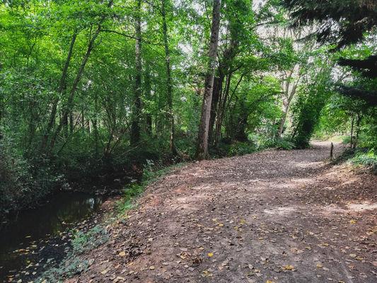 Sentier vaunoise - sept 2019