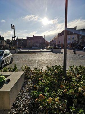 Terrasses coeur de ville - Montauban de Bretagne