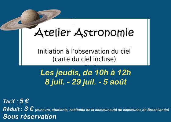 astronomie_Station Biologique de Paimpont