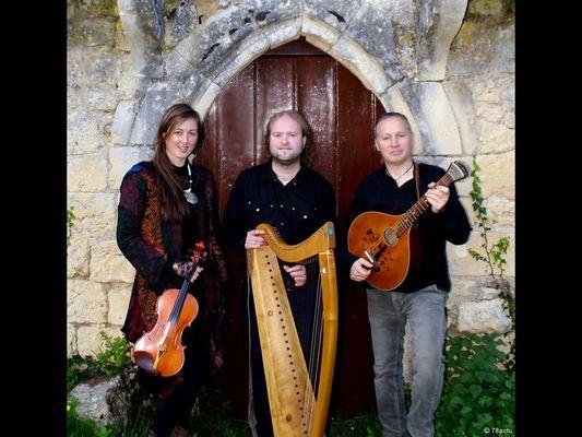 Concert-Bogha-Comper-Concoret-Brocéliande-Bretagne