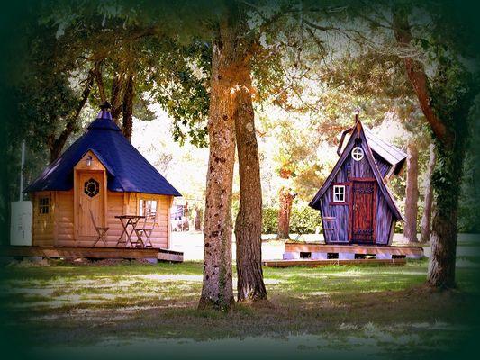 Camping de Brocéliande
