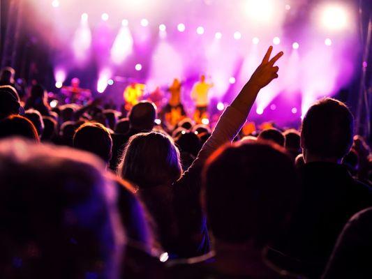 Open Air - Kontrast concert Josselin