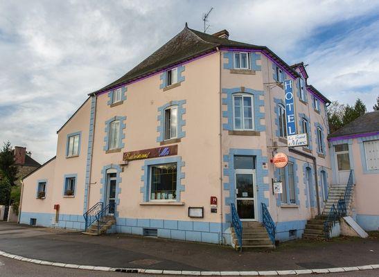 Hôtel-Saint Marc-Ploërmel-Destination-Brocéliande-Morbihan