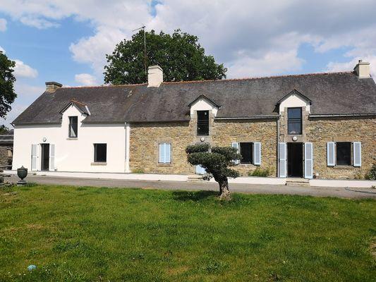 Gîte-La Galnais-Ploërmel-Brocéliande-Morbihan-Bretagne