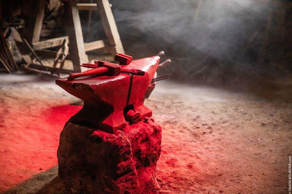 Jeudis de la Forge - Scénographie