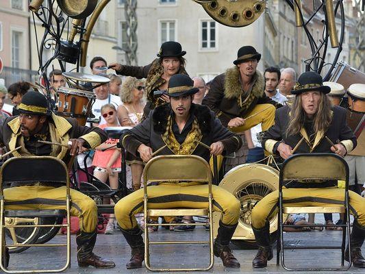 spectacle musical - In Diligencia - Ploërmel Communauté - Lantillac