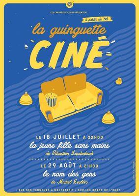 guinguette ciné