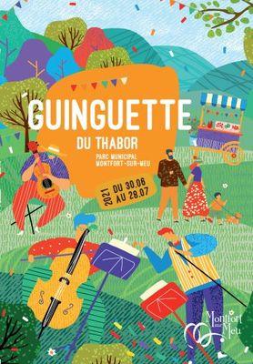 guinguette du thabor - Montfort sur Meu