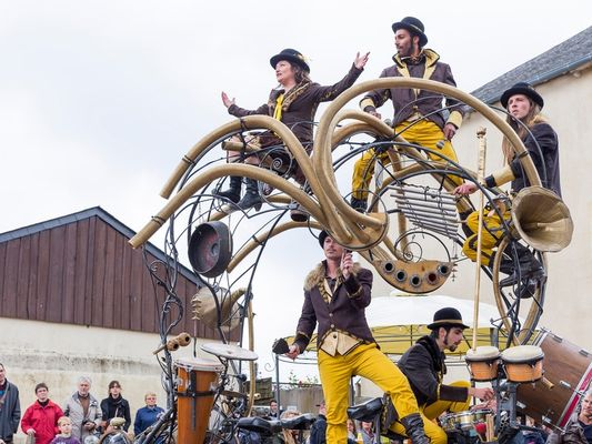 in Diligencia - spectacle musical - Lantillac - Ploërmel Communauté