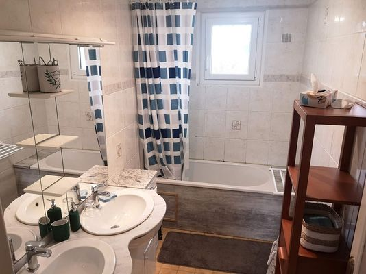 Le Cottage des Champs - salle de bain - Saint-Brieuc-de-Mauron - Bretagne