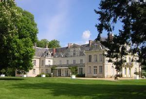 Hôtel Champigné Château Hôtel des Briottières