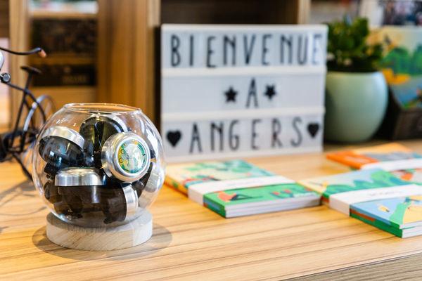 Gamme identitaire Destination Angers