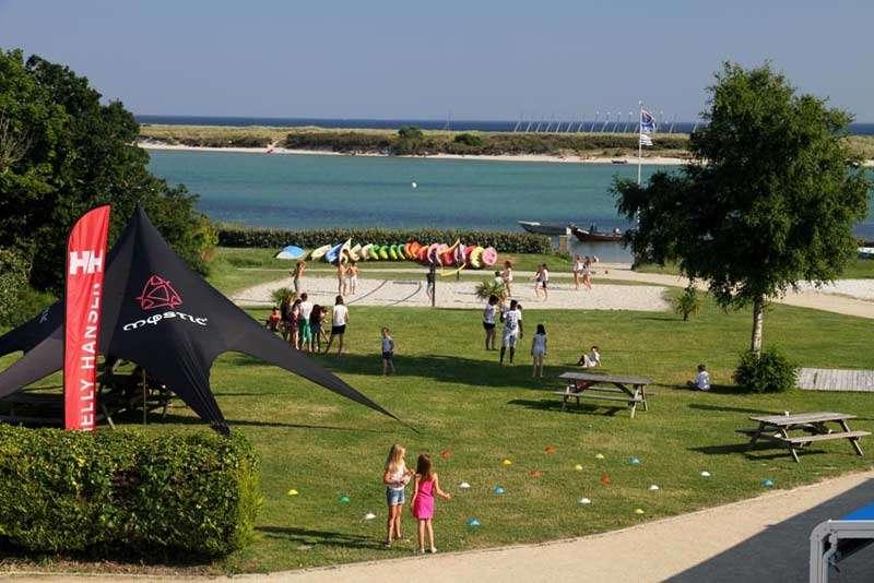 Ucpa Benodet Glenan Benodet Tourisme Bretagne