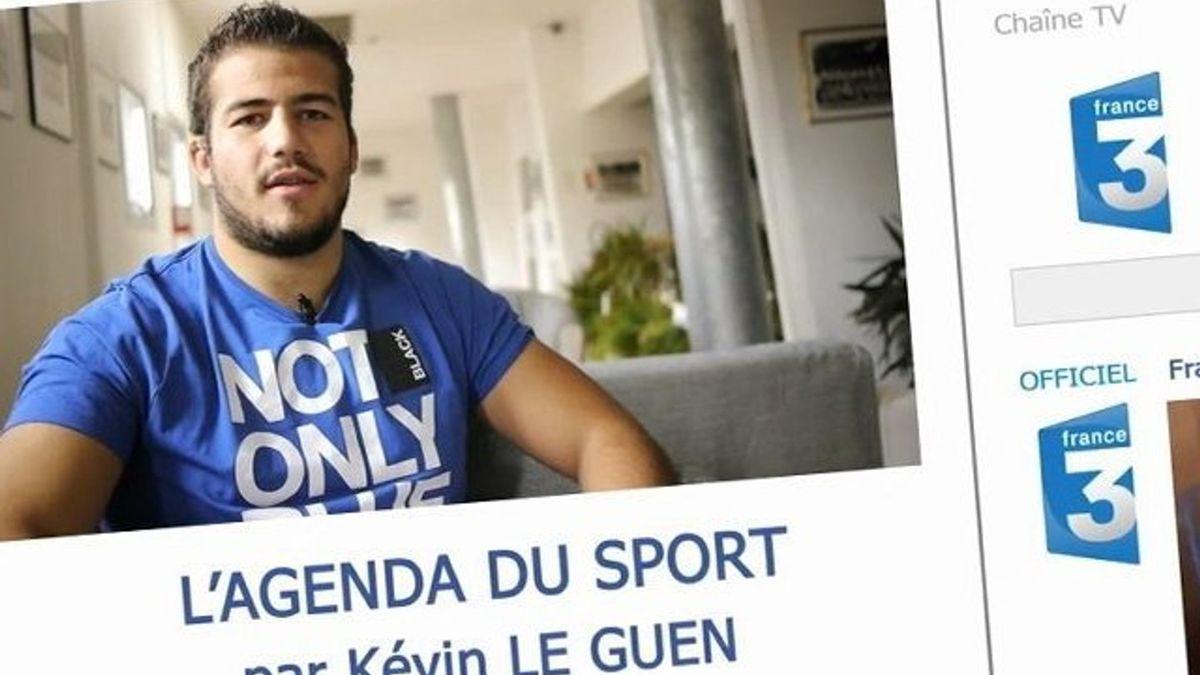 Le Journal du Sport par Kévin Leguen