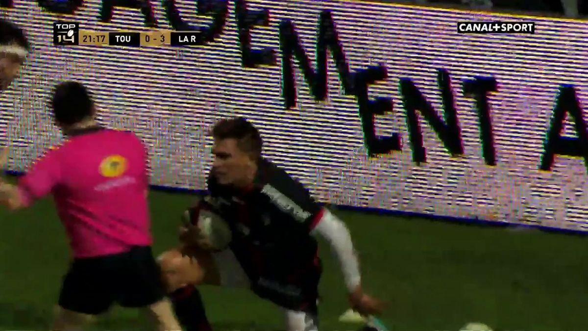 Flash ASR : Après-match Toulouse / La Rochelle