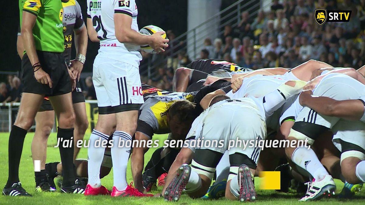 Le point presse Stade Rochelais / UBB