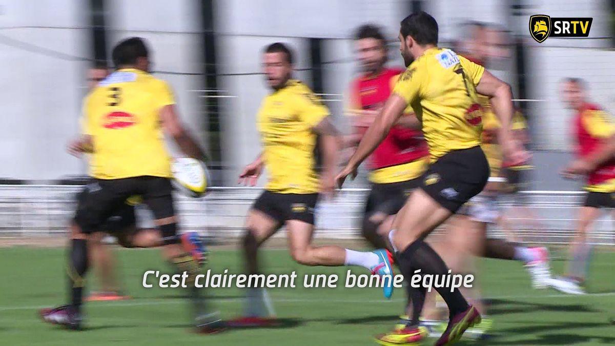 Stade Français / Stade Rochelais : le Point Presse !