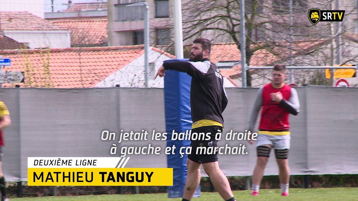 Stade Rochelais / Lyon : le Point Presse