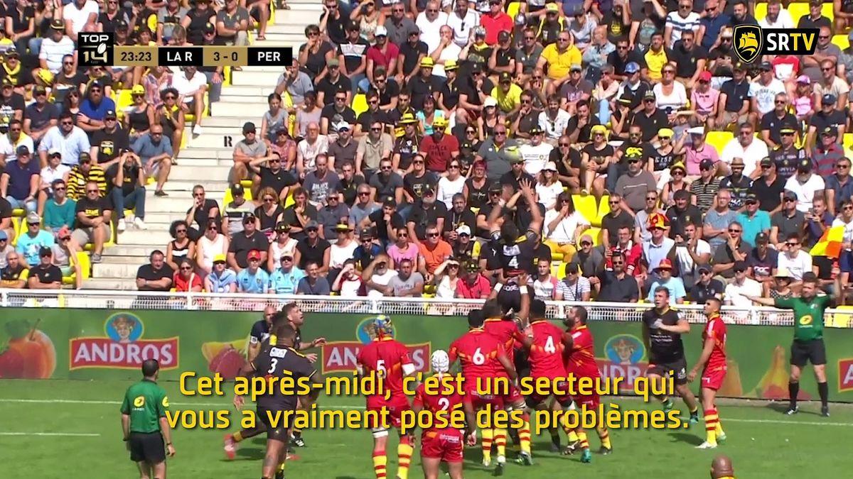 Stade Rochelais / USAP : le Debrief !