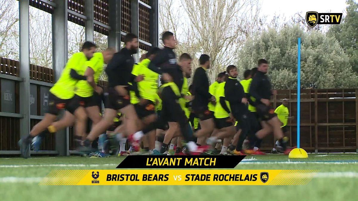 L'avant-match Bristol / Stade Rochelais
