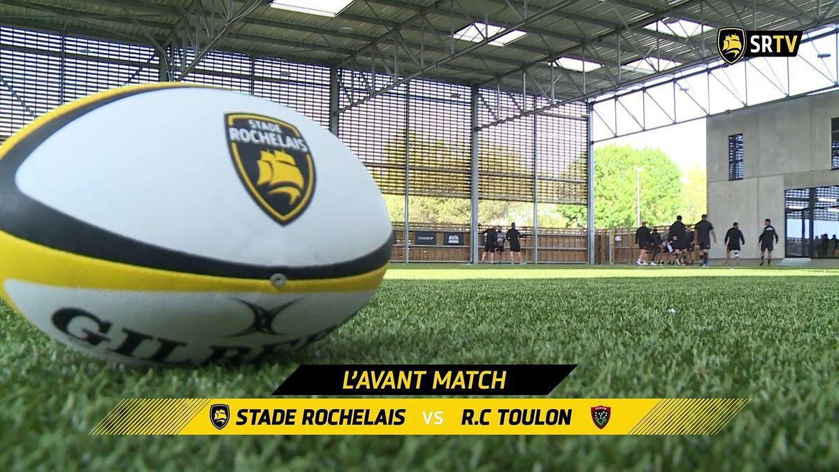 L'avant-match : Stade Rochelais / Toulon