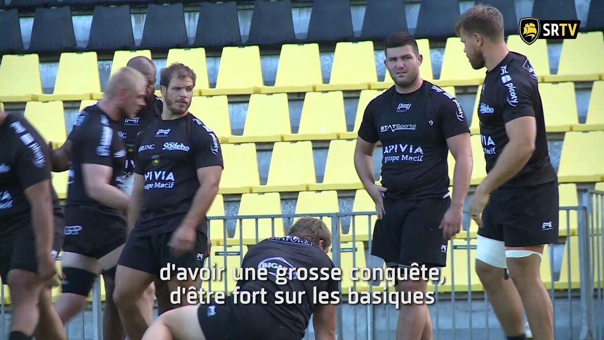 Avant MHR / Stade Rochelais