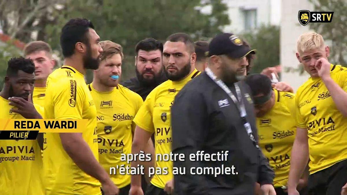 Avant LOU / Stade Rochelais