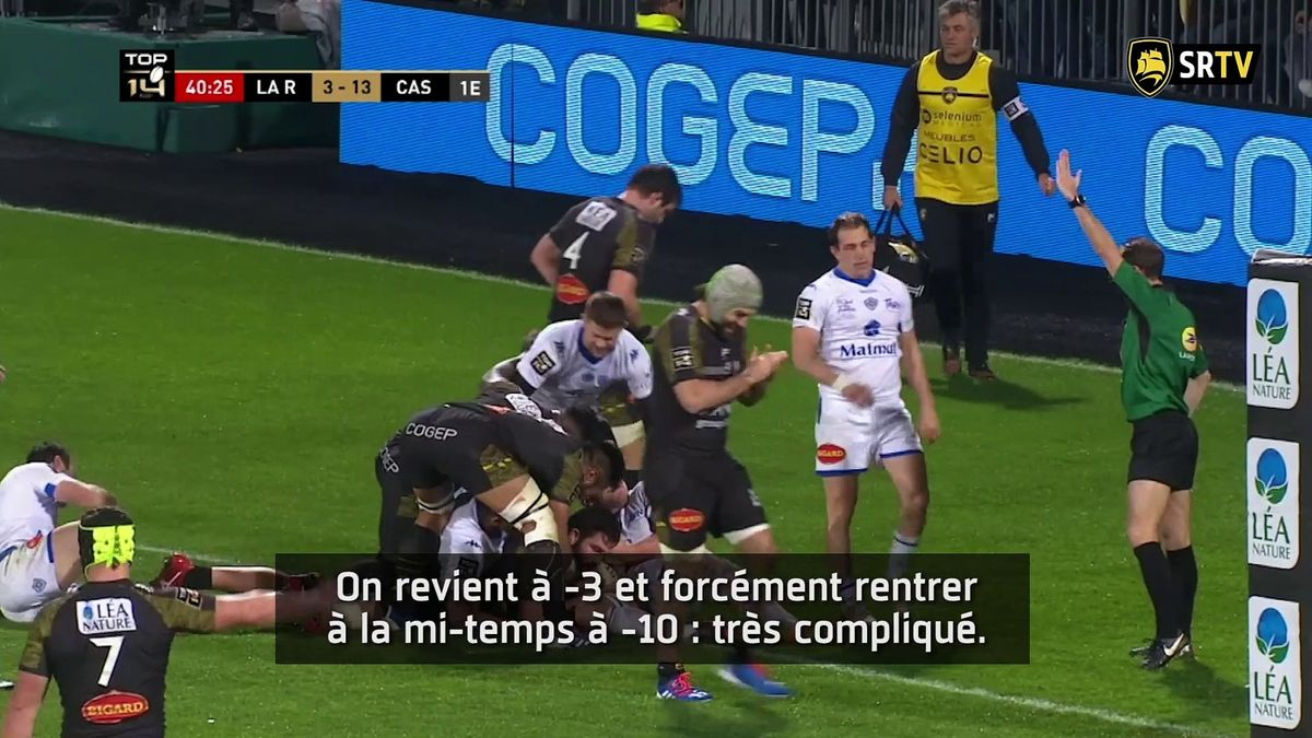Stade Rochelais / CO, le Debrief
