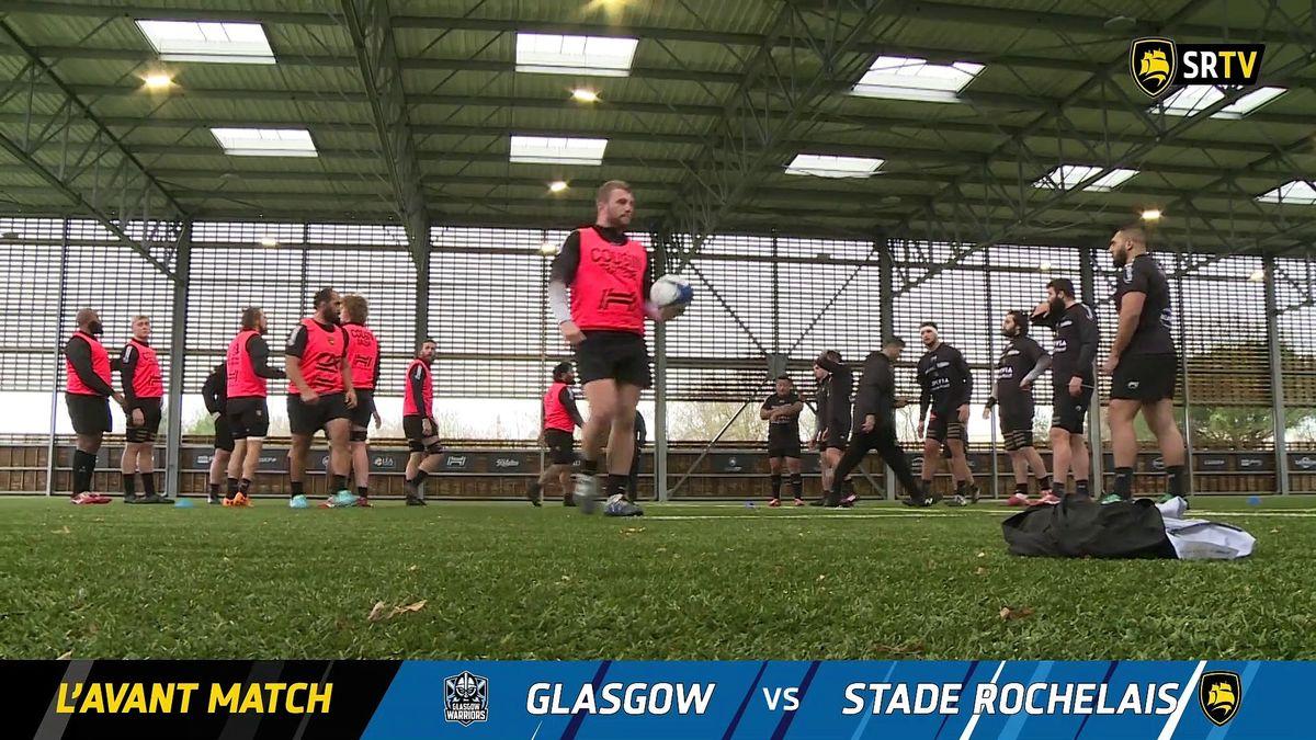 Avant Glasgow / Stade Rochelais