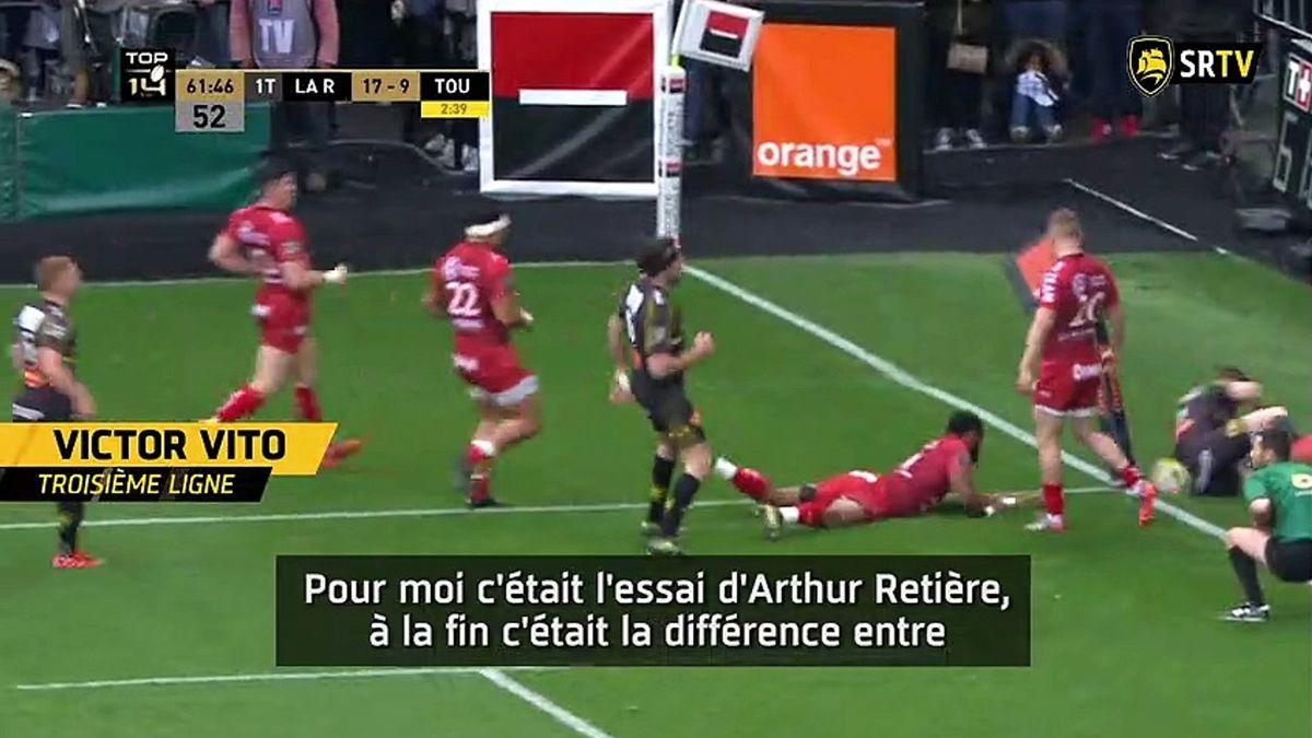 Stade Rochelais / Toulon, le Debrief