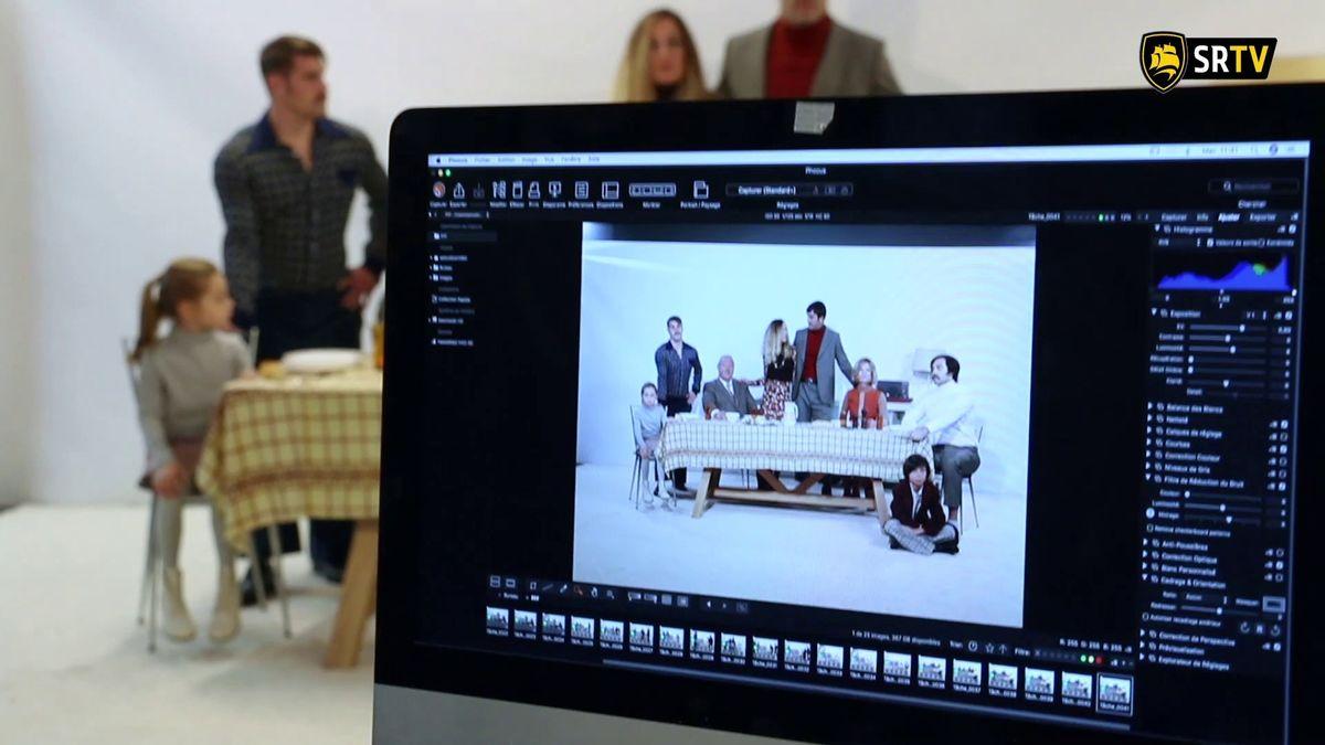 Inside - Nos valeurs traversent le temps, le tournage !